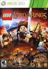 Rent LEGO Lord of the Rings for Xbox 360