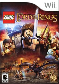 Rent LEGO Lord of the Rings for Wii