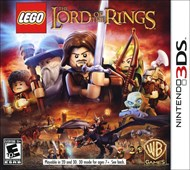 Rent LEGO Lord of the Rings for 3DS