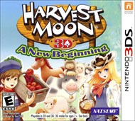 Rent Harvest Moon: A New Beginning for 3DS