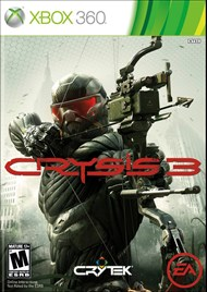 Rent Crysis 3 for Xbox 360