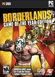 Borderlands Game of the Year Edi