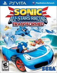 Rent Sonic & All-Stars Racing Transformed for PS Vita