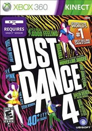 Rent Just Dance 4 for Xbox 360
