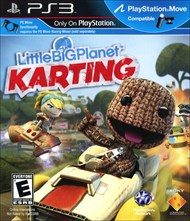Rent Little Big Planet Karting for PS3