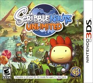Rent Scribblenauts Unlimited for 3DS