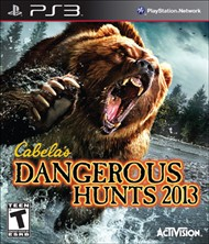 Rent Cabela's Dangerous Hunts 2013 for PS3