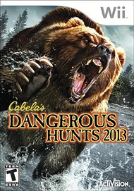 Rent Cabela's Dangerous Hunts 2013 for Wii