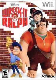 Rent Wreck-It Ralph for Wii