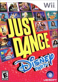 Rent Just Dance: Disney Party for Wii