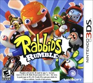 Rent Rabbids Rumble for 3DS