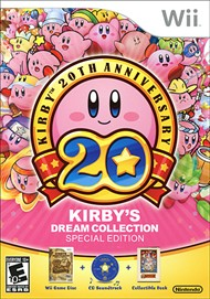 Rent Kirby's Dream Collection: Special Edition for Wii