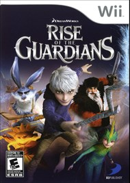 Rent Rise of the Guardians for Wii