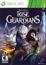 Rent Rise of the Guardians for Xbox 360