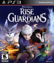Rent Rise of the Guardians for PS3