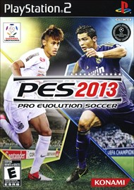 Rent Pro Evolution Soccer 2013 for PS2