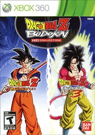 Dragon Ball Z: Budokai HD Co
