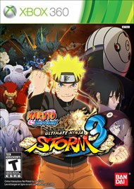 Rent Naruto Shippuden: Ultimate Ninja Storm 3 for Xbox 360