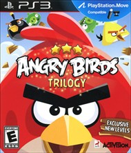 Rent Angry Birds Trilogy for PS3