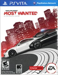 Rent Need for Speed: Most Wanted for PS Vita