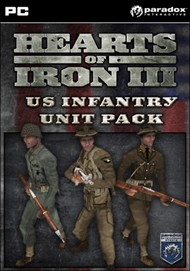 Hearts of Iron III: US Infantry Spritepack