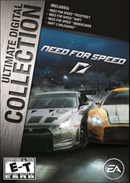 Need For Speed: Ultimate Digital Collect