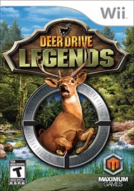 Rent Deer Drive Legends for Wii