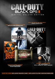 Download Call of Duty: Black Ops II Digital Deluxe Edition for PC