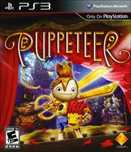 Rent Puppeteer for PS3
