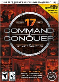 Download Command & Conquer: The Ultimate Collection for PC