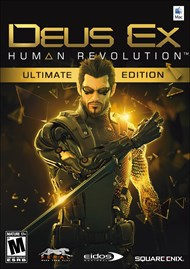 Download Deus Ex Human Revolution – Ultimate Edition for Mac