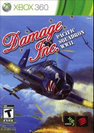 Rent Damage Inc. Pacific Squadron WWII for Xbox 360
