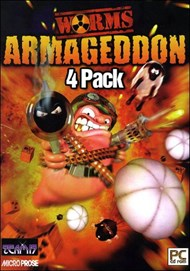 Download Worms Armageddon 4-Pack for PC