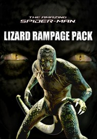 Download The Amazing Spider-Man Lizard Rampage Pack for PC