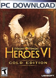 Might & Magic: Heroes VI Gold E