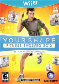 Rent Your Shape Fitness Evolved 2013 for Wii U