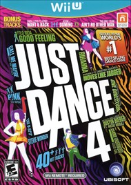 Rent Just Dance 4 for Wii U