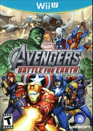 Rent Marvel Avengers: Battle for Earth for Wii U