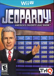 Rent Jeopardy! for Wii U