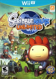 Rent Scribblenauts Unlimited for Wii U