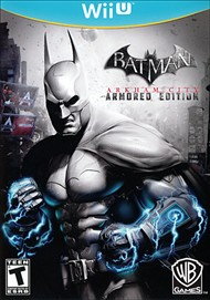 Rent Batman: Arkham City Armored Edition for Wii U