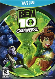 Rent Ben 10 Omniverse for Wii U