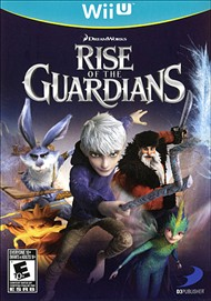 Rent Rise of the Guardians for Wii U