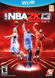 Rent NBA 2K13 for Wii U