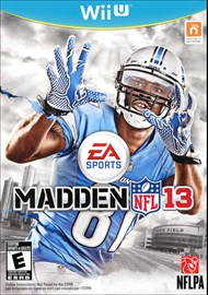 Rent Madden NFL 13 for Wii U