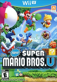 Rent New Super Mario Bros. U for Wii U