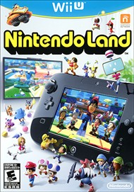 Rent Nintendo Land for Wii U