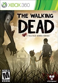 Rent The Walking Dead for Xbox 360