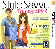 Rent Style Savvy: Trendsetters for 3DS