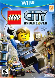 Rent LEGO City Undercover for Wii U